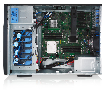 Сервер Dell PowerEdge T410