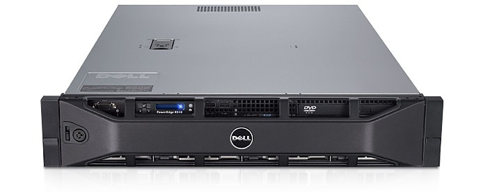 Сервер Dell PowerEdge R510