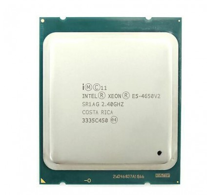 Процессор Intel XEON 10 Core E5-4650 V2 2.40GHz (SR1AG)