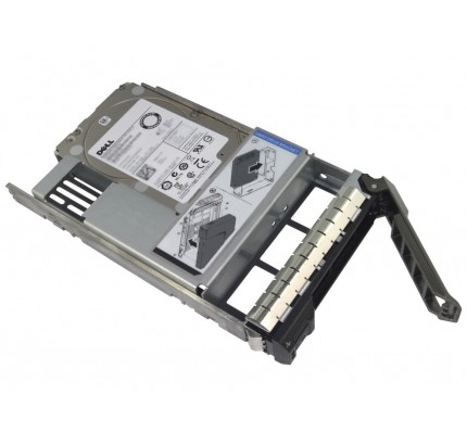Жесткий диск DELL 1.8TB 10K RPM SAS 12Gbps 512e 2.5in Hot-plug Hard Drive, 3.5in HYB CARR, CK 400-ATJS