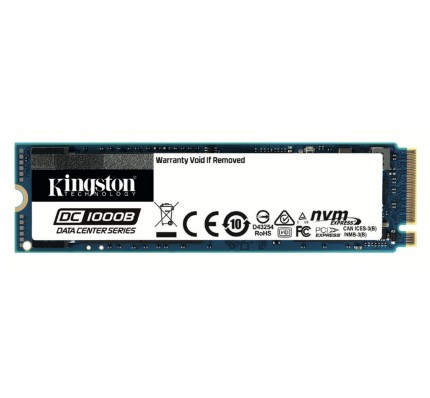 SSD Накопитель Kingston 240GB DC1000B NVMe PCIe 3.0 4x M.2 2280 SEDC1000BM8/240G