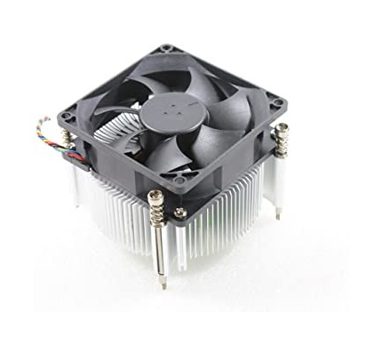 Радиатор охлаждения Dell Optiplex 3010 / 7010 / 9010 Desktop CPU Heatsink (DW014) and Fan (9XJXY)