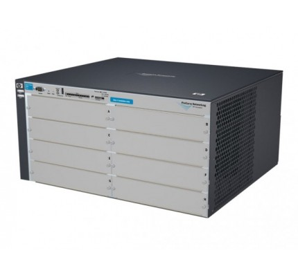 Коммутатор HP vl 4208 Switch Chassis, 8xModule slots, 1xPower Supply, LT Warranty J8773A