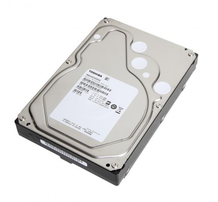 Жесткий диск TOSHIBA HDD SATA 4TB 7200RPM 6GB/S/128MB MG04ACA400E