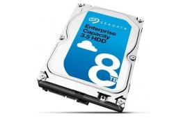 Жесткий диск SEAGATE HDD SAS 8TB 7200RPM 12GB/S/256MB ST8000NM0075