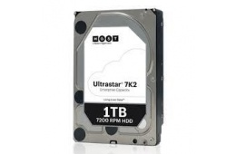Жесткий диск HGST HDD SATA 1TB 7200RPM 6GB/S/128MB 7K2 1W10001