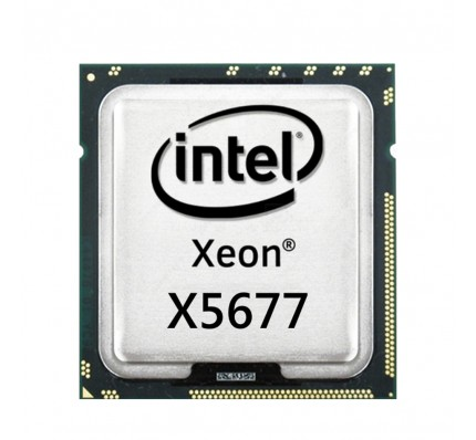 Процессор Intel XEON 4 Core X5677 3.46GHz/12M (SLBV9)