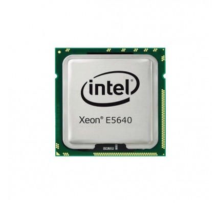 Процессор Intel XEON Quad Core E5640 2.66GHz/12M (SLBVC)
