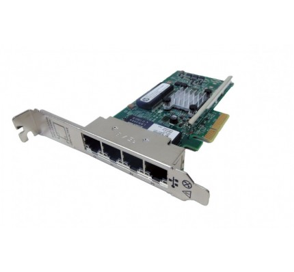 Сетевой адаптер HP 4-port 1Gb Ethernet 331T Adapter ( 649871-001, 647592-001 ) / 661