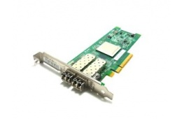 Сетевой адаптер Qlogic QLE2562 8Gbp/s Dual Port FC Host Bus Adapter (PX2810403-01,  PX2810403-20, PX2810403-25) / 673
