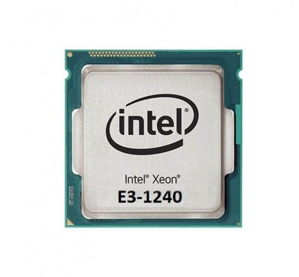 Процессор Intel XEON 4 Core E3-1240 3.3GHz/8MB (SR00K)