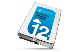 Жесткий диск SEAGATE HDD SATA 12TB 7200RPM 6GB/S/ST12000NM0007