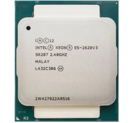 Процессор Intel XEON 6 Core E5-2620 V3 2.40GHz(SR207)