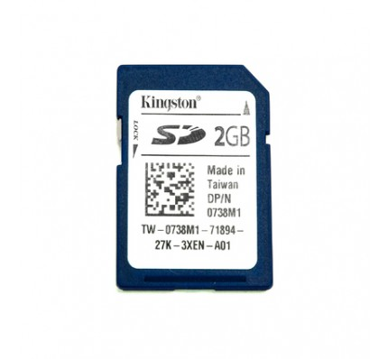 Карта памяти 2GB Flash SD vFlash Card Memory Dell Poweredge G12/G13 (738M1)
