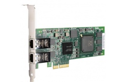 Сетевой адаптер QLogic QLE4062C-E Dual Port Gigabit Ethernet PCI-E Network Card( QLE4062C-E, IX4010402 ) / 2904