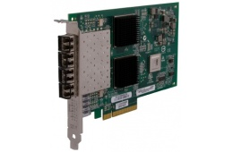 Сетевой адаптер QLogic QLE2564 8GB Quad Port PCI-Ex8 Fibre Channel HBA Controller (PX4810402)