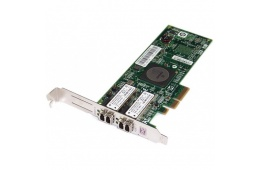 Сетевой адаптер Emulex LPE11002 Dual Port Fiber Channel PCI-E Card (FC1120005-01C) / 3664