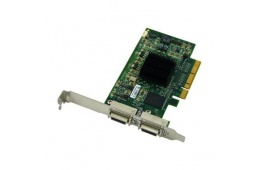 Сетевой адаптер HP Infiniband 4X DDR ConnectX-2 Dual Port PCI-E 2.0 X8 (593413-001) / 3671