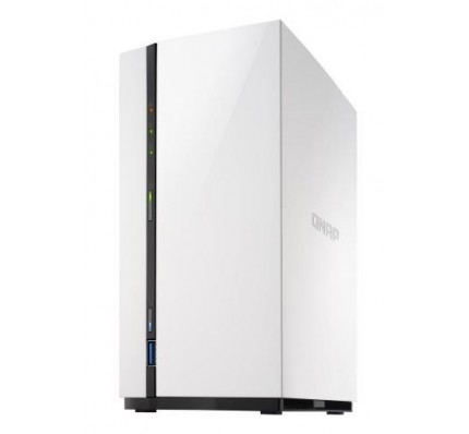 СХД NAS Storage Tower 2BAY/NO HDD USB3 TS-228A QNAP