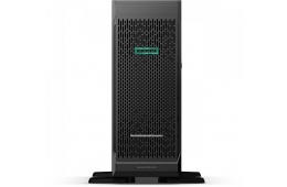 Сервер HPE ML350 Gen10 4110-S 2.1GHz/8-core/1P 16GB 8SFF P408i-a/2GB 1x800W 877621-421