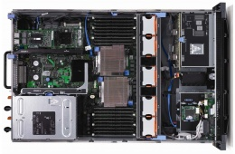 Сервер Dell PowerEdge R710