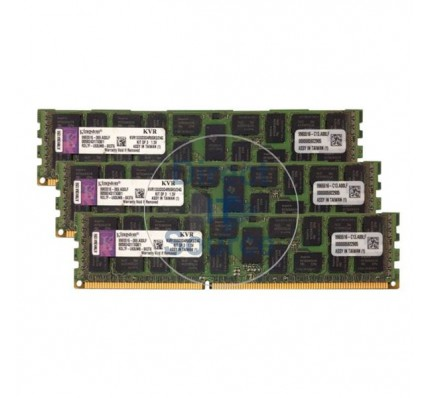 Оперативная память Kingston 8GB DDR3 2Rx4 PC3-10600R HS/NO HS (KVR1333D3D4R9SK3/24G, KTH-PL313K3/24G) / 5570