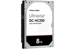 Жесткий диск Western Digital Ultrastar DC HC320 HDD SAS 8TB 256 MB 7200 rpm 3.5