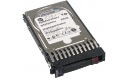 Жесткий диск HP HDD SAS 600GB 10000 RPM DP SFF 2.5