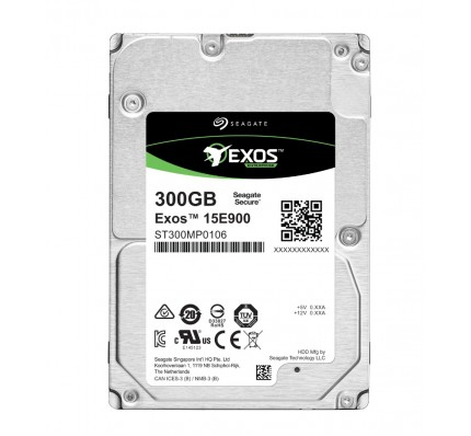 "Жесткий диск SEAGATE HDD SAS 2.5"" Enterprise Performance 300GB/ 256 MB /15000 rpm /Thickness 15mm /2,5"" ST300MP0106"