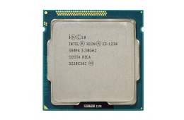 Процессор Intel XEON Quad-Core E3-1230 3.2GHz (SR00H)