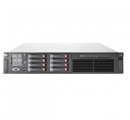 Сервер HP Proliant DL 380 G7 (8x2.5) SFF